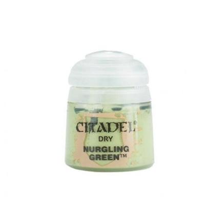Foto van Citadel Dry - Nurgling Green CITADEL