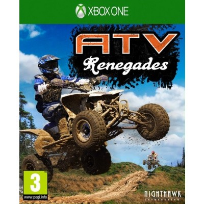 Foto van Atv Renegades XBOX ONE