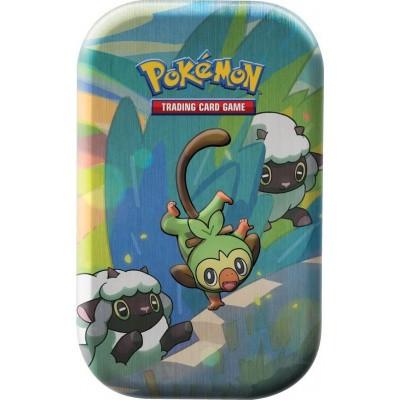 Foto van TCG Pokémon Galar Pals Mini Tin - Grookey POKEMON