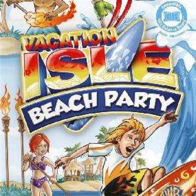 Vacation Isle Beach Party WII