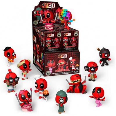 Funko Mystery Minis: Marvel Deadpool 30th Anniversary FUNKO