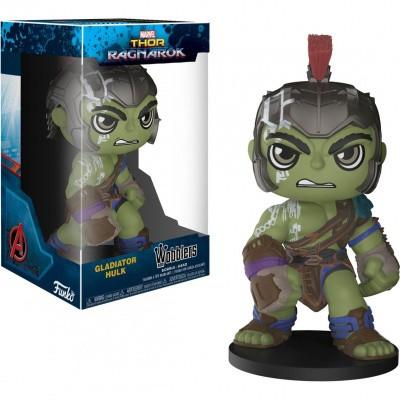 Funko Marvel Thor Ragnarok - Gladiator Hulk Wobbler FUNKO