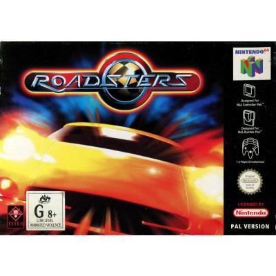Foto van Roadsters N64