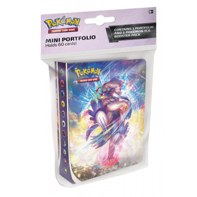 TCG Pokémon Sword & Shield Battle Styles Coll. Alb. + 1 Booster POKEMON