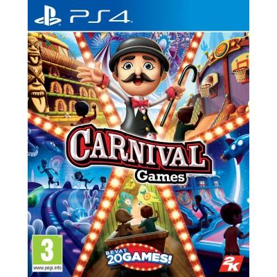 Foto van Carnival Games PS4