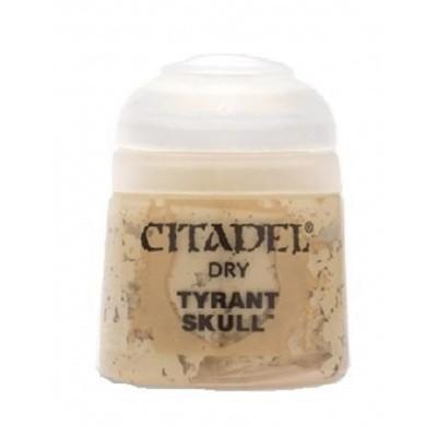 Citadel Dry - Tyrant Skull CITADEL