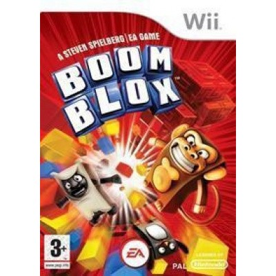 Foto van Boom Blox WII