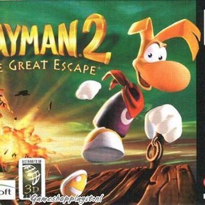 Foto van Rayman 2 The Great Escape