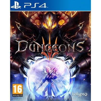 Foto van Dungeons III PS4