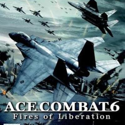 Foto van Ace Combat 6 Fires Of Liberation XBOX 360