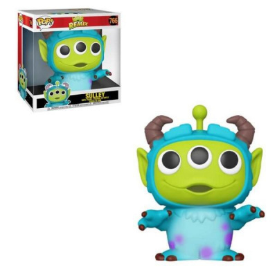 Foto van Pop! Disney Pixar: Alien Remix Sully 25cm FUNKO