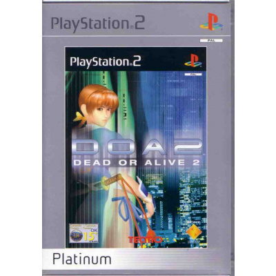 Foto van Dead Or Alive 2 (Platinum) PS2