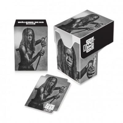 TCG The Walking Dead Deckbox - Michonne DECKBOX