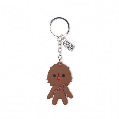 Foto van Star Wars - Chewbacca Rubber Keychain