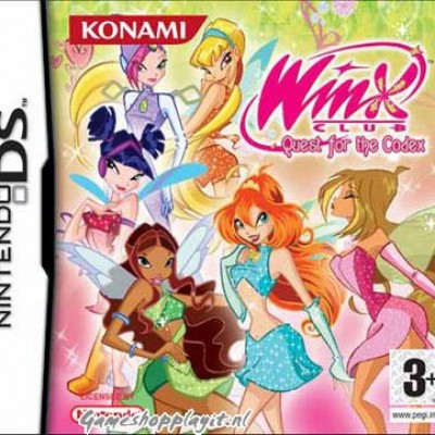 Winx Club Quest For The Codex NDS