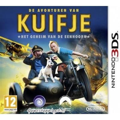 Foto van De Avonturen Van Kuifje: Het Geheim Van De Eenhoorn 3DS