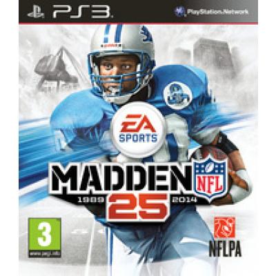 Foto van Madden NFL 25 PS3