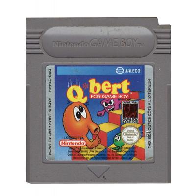 Foto van Q*Bert (Cartridge Only) GAMEBOY