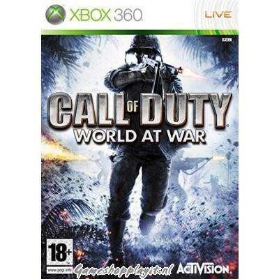 Foto van Call Of Duty World At War