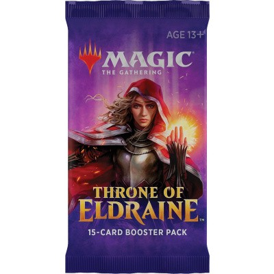 TCG Magic The Gathering Booster Pack Throne Of Eldraine MAGIC THE GATHERING
