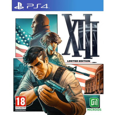 Foto van XIII: Limited Edition PS4