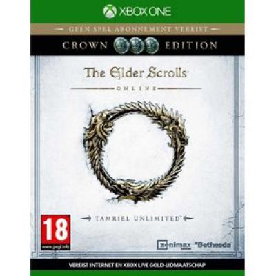 Foto van The Elder Scrolls Online Tamriel Unlimited Crown Edition XBOX ONE