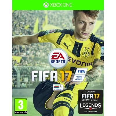 Foto van Fifa 17 XBOX ONE