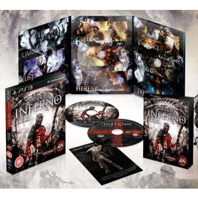 Foto van Dante's Inferno (Death Edition) PS3