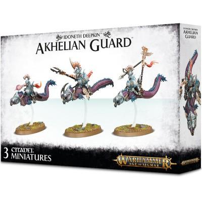 Idoneth Deepkin: Akhelian Guard WARHAMMER AOS