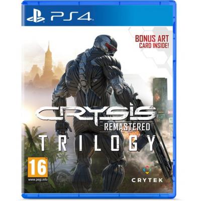 Foto van Crysis Remastered Trilogy PS4