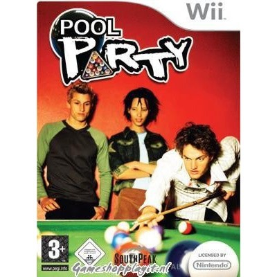 Pool Party WII