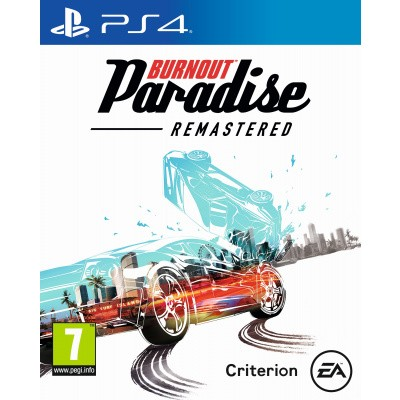Foto van Burnout Paradise: Remastered PS4