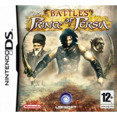 Battles Of Prince Of Persia NDS