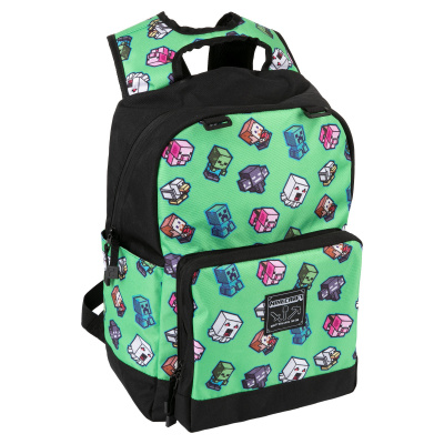 Minecraft - Mini Mobs Cluster Backpack MERCHANDISE
