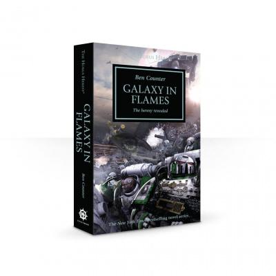 Horus Heresy: Galaxy In Flames Book 3 (Paperback) WARHAMMER 40K