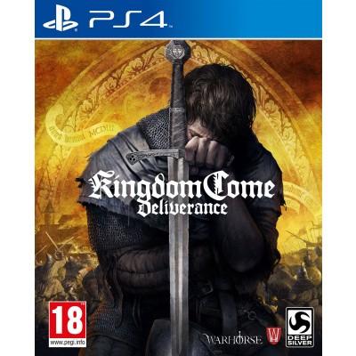 Foto van Kingdom Come: Deliverance PS4