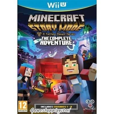 Foto van Minecraft Story Mode The Complete Adventure