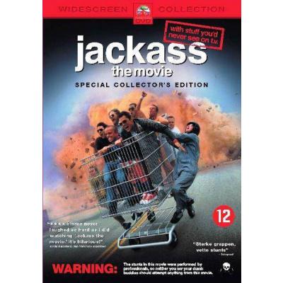 Foto van Jackass The Movie DVD