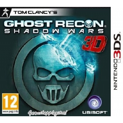 Foto van Ghost Recon Shadow Wars 3D 3DS