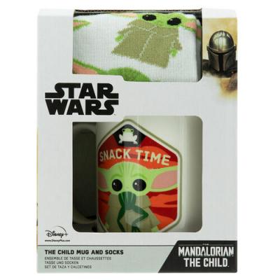 Star Wars: The mandalorian - The Child Gift Set MERCHANDISE