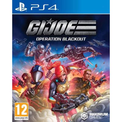 GI Joe: Operation Blackout PS4