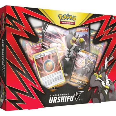 TCG Pokémon Battle Style V Box - Single Strike Urshifu V Box POKEMON