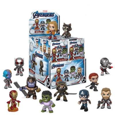 Foto van Funko Mystery Minis: Marvel Avengers