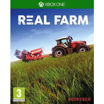 Foto van Real Farm XBOX ONE