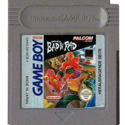 Foto van Skate Or Die Bad 'N Rad (Cartridge Only) GAMEBOY