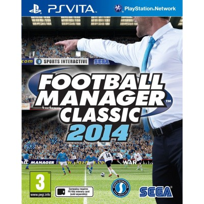 Foto van Football Manager 2014 Classic PSVITA