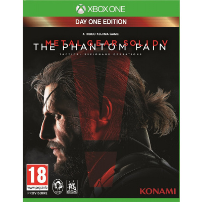 Metal Gear Solid V: Phantom Pain Day One Edition XBOX ONE