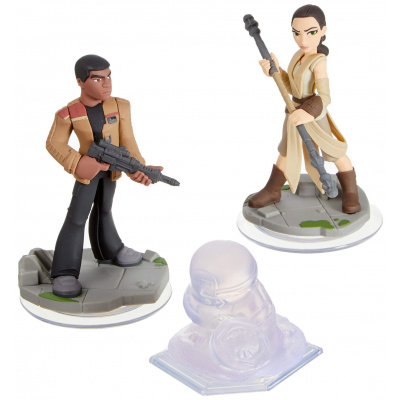 Foto van Disney Infinity 3.0 Star Wars The Force Awakens Play Set DISNEY INFINITY
