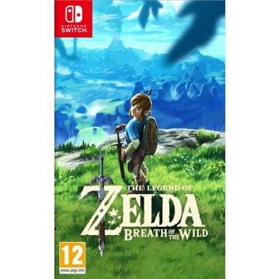 Zelda: Breath Of The Wild SWITCH