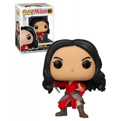 Foto van Pop! Disney: Mulan - Mulan (Warrior) FUNKO